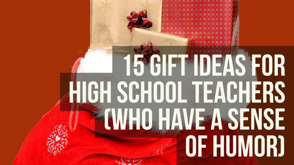 15 handmade gift ideas for high school teachers. Black Bedroom Furniture Sets. Home Design Ideas