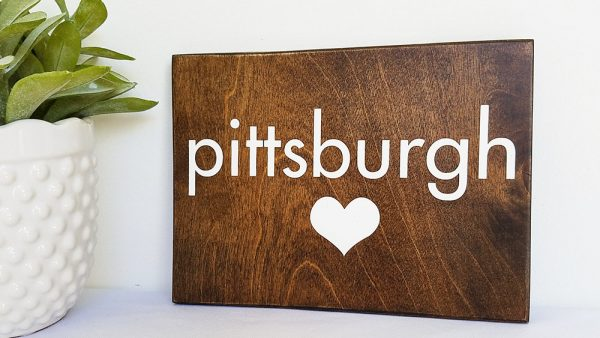 I Heart Pittsburgh Sign