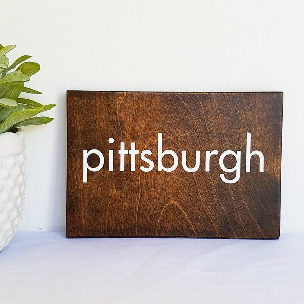 Pittsburgh Wall Decor