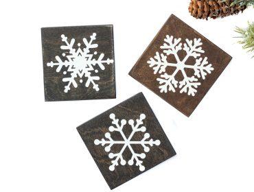 mini snowflakes