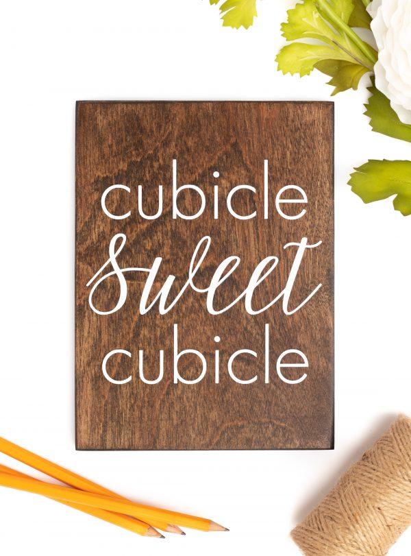 cubicle sweet cubicle decor